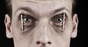 Dalam keadaan tidurpun orang bisa stres.