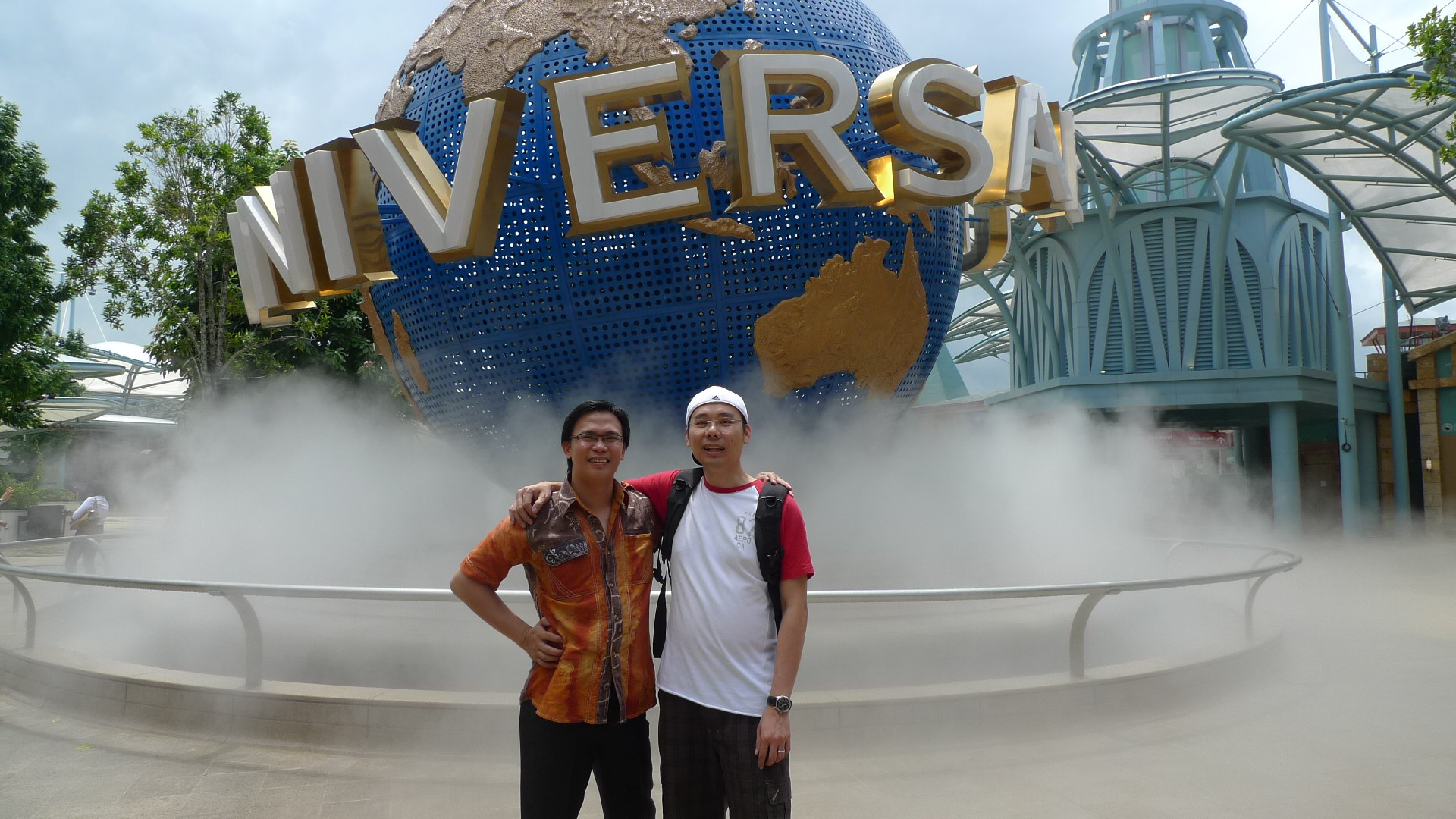Universal Studio, Singapore